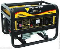 Бензиновый генератор Forte FG6500A