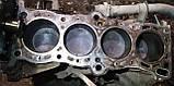 Блок двигуна (низ в зборі) Nissan Primera P10 P11 Ga16 1.6 бензин, фото 4
