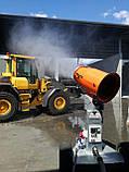 Системы пылеподавления в карьерах, портах, ГОКах - Пушки водяного тумана, фото 3