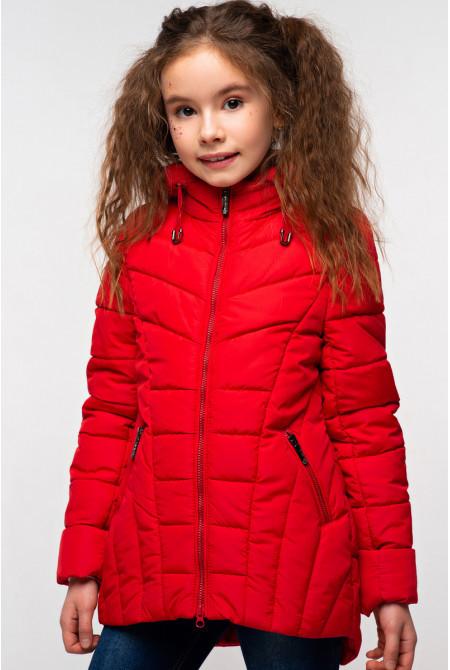 Весенняя куртка для девочки  Майя
