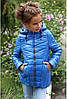 Весенняя куртка для девочки  Майя, фото 4