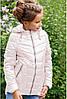 Весенняя куртка для девочки  Майя, фото 5
