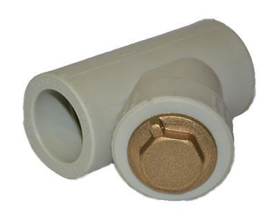 Фільтр грубого очищення води для поліпропіленових систем під пайку