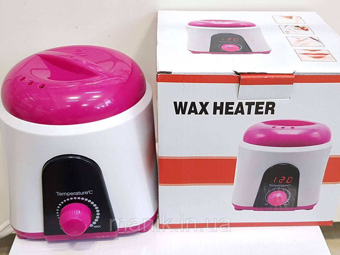 Воскоплав баночный с экраном температуры Wax heater
