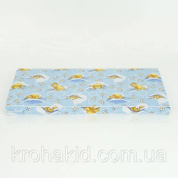Дитячий матрац в ліжко кокос-поролон (КП) - 5 см / дитячий матрацик в манеж