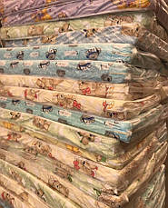 Дитячий матрац в ліжко кокос-поролон (КП) - 5 см / дитячий матрацик в манеж, фото 3