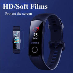 Huawei Honor Band 5 плёнка защитная