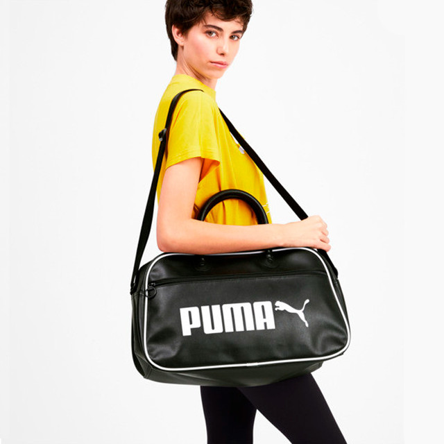 Стильная сумка в стиле ретро Puma Campus Retro Grip Bag