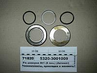 Ремкомплект шкворня №1 (5 поз. 7шт) (СТМ S.I.L.A., UA)