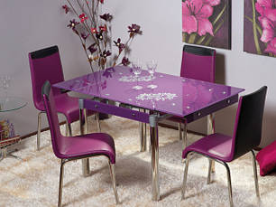 Склянні столи