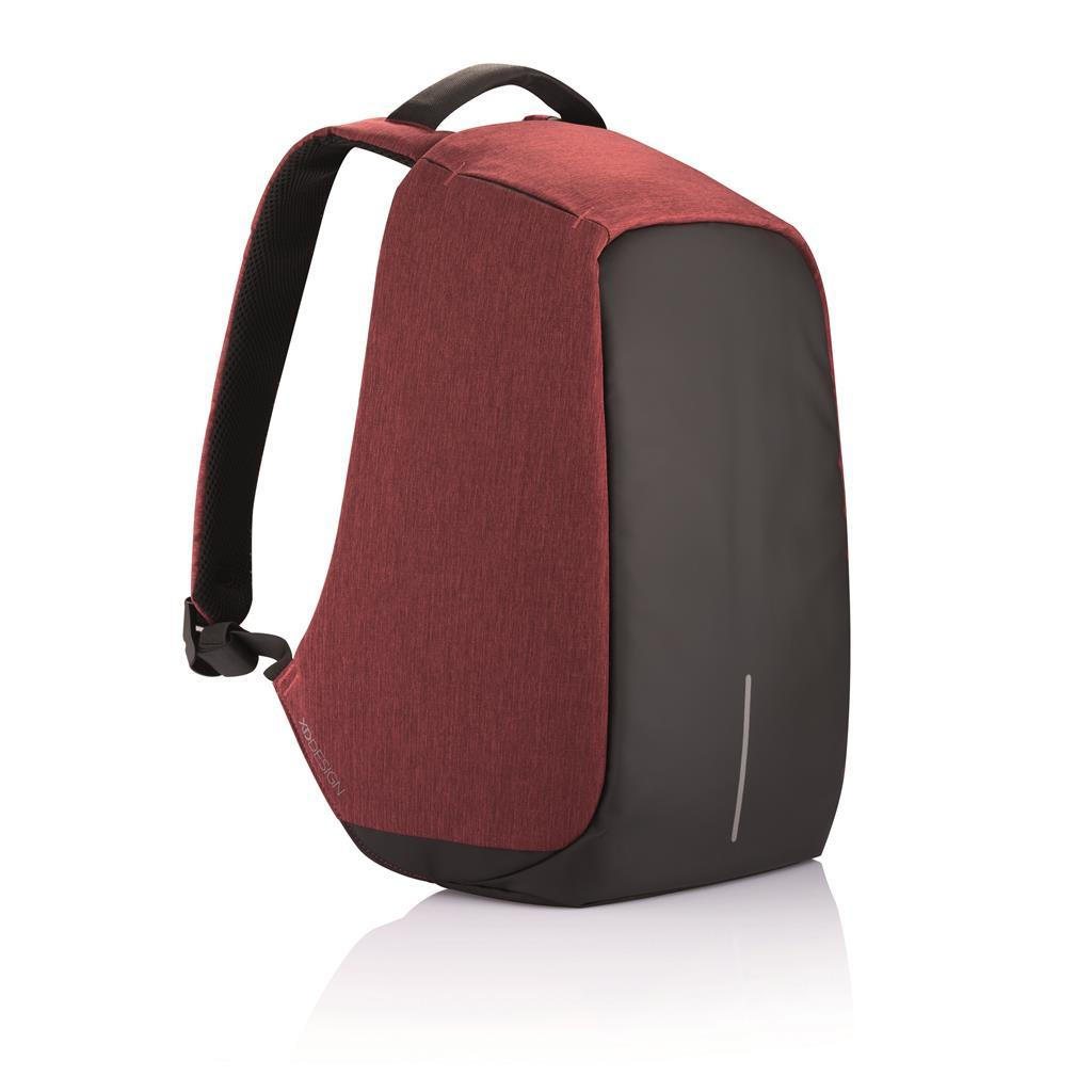 "Рюкзак антивор XD Design Bobby Original Anti-Theft backpack 15,6"" Бордовый"