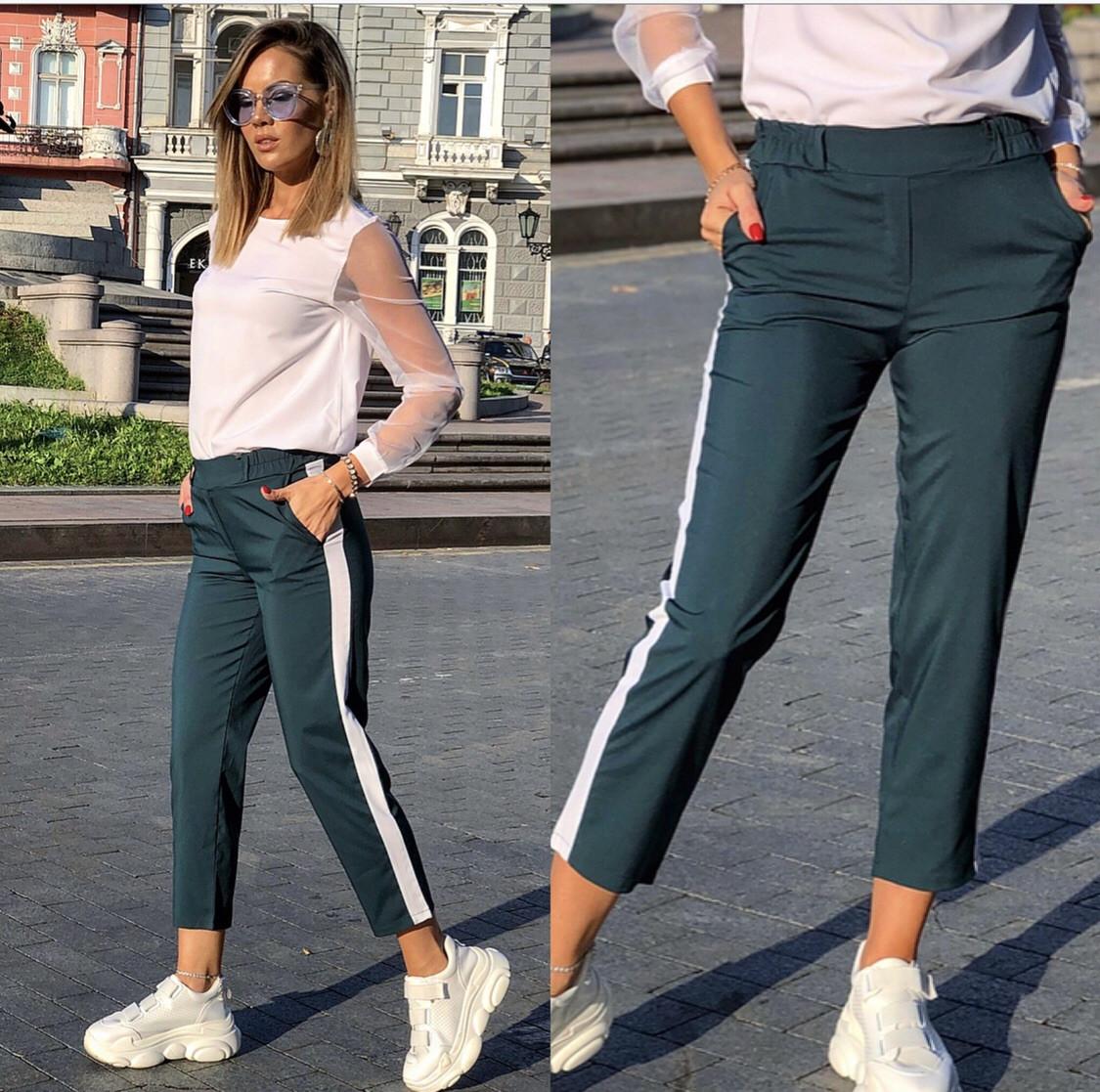 Женские брюки влю452