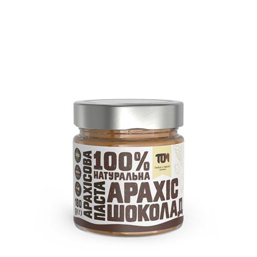 Арахисовая паста с шоколадом / 180 г