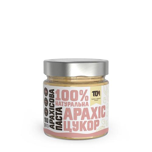 Арахісова паста солодка / 180 г