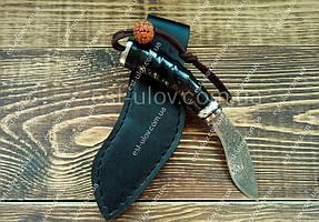 Нож коллекционный Дамаск Кукри