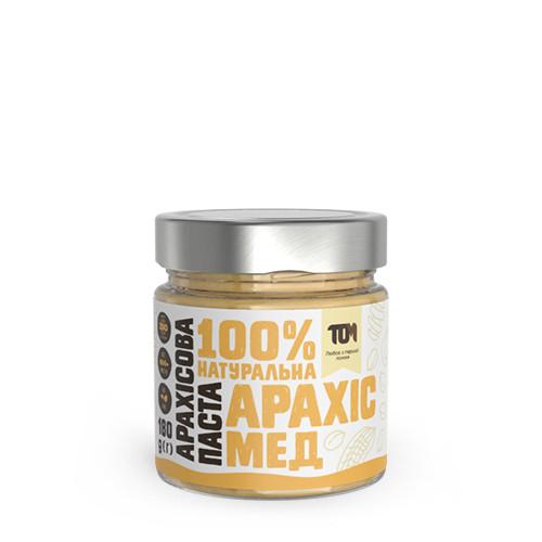 Арахисовая паста с медом / 180 г