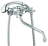 Смеситель для ваннoй с душевой лейкой Zegor T61-LML-A605