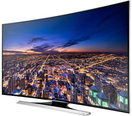 Samsung UE65HU8200 (1000Гц, UltraHD 4K, Smart,Wi-Fi,3D, ДУ Touch Control, изогнутый экран), фото 2