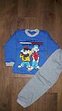 Пижама начес 26-32, фото 4