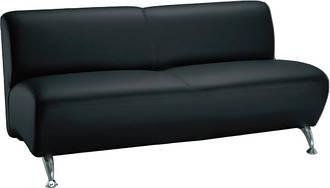 Офісний диван Прімтекс Плюс Karina 02 D-5 Чорний