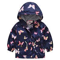 Куртка-ветровка для девочки Розовые бабочки Jomake