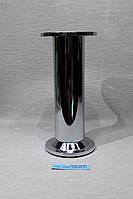 Ножка мебельная  NA 10 / 12 см  Хром
