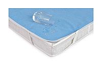 Детский водонепроницаемый махровый наматрасник с резинкой 60*120 см / непромокаемый детский наматрасник хлопок