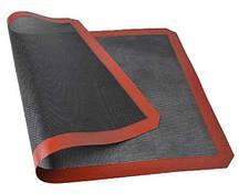 Силіконовий килимок антипригарний армований 57*37 см
