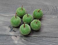Яблоко оливково-зеленое в сахаре *6 шт