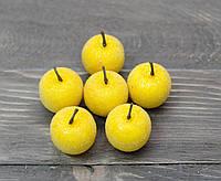 Яблоко желтое в сахаре *6 шт
