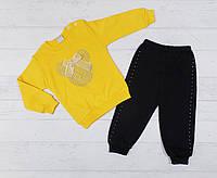 Костюм для новорожденных кофта и штаны 6,9,12 мес