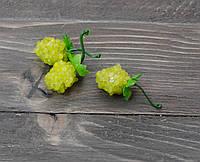 Малина искусственная зеленая 1 шт