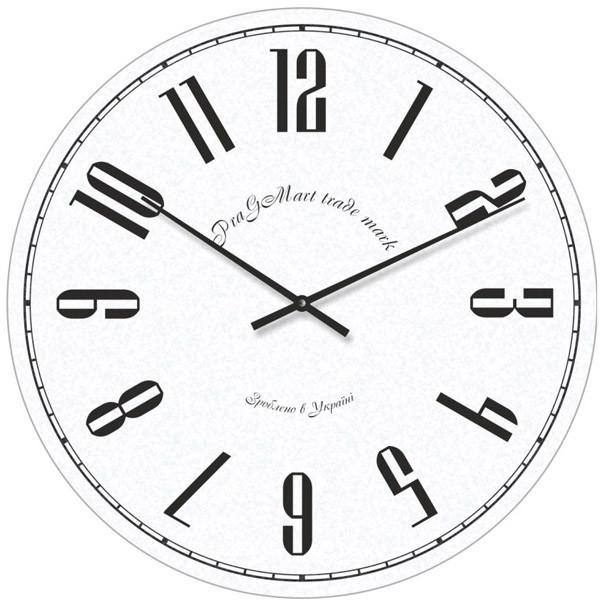 Годинник настінний PraGmart 230 (350*350)