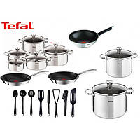Набор посуды TEFAL DUETTO OLIVER 25 шт, фото 1