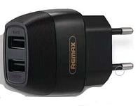 Зарядка для телефона Remax RP-U29 (EU) (2USB, 2.1A), фото 1