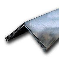 Планка стыка (Конек оцинкованный для шифера) 145х145х2000 мм
