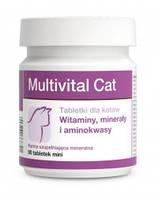 Dolfos Multivital Cat-витаминная добавка для кошек 90таб (190-90)
