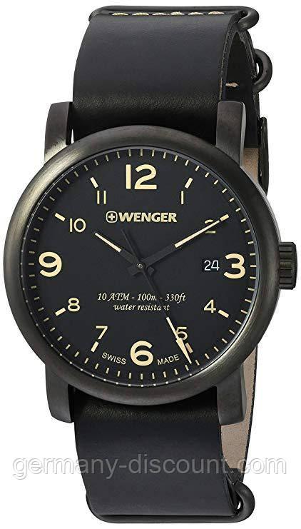 Годинник чоловічий Wenger (Швейцарія)