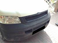 Накладка на решетку радиатора для Volkswagen Transporter T5, Фольксваген Транспортер Т5
