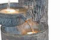 Декоративный предмет CASCADE GARDEN подсветка