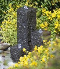 Декоративный предмет гранитовый 3 колонны