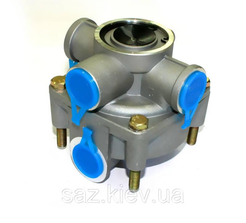 Клапан ускорительный (СТМ S.I.L.A.) Рекомендовано!!!, 100.3518010, КамАЗ