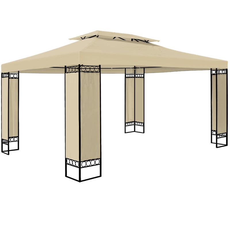 Садовый павильон беседка CREAM 4x3 м