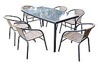 Садовая мебель RATAN, фото 1