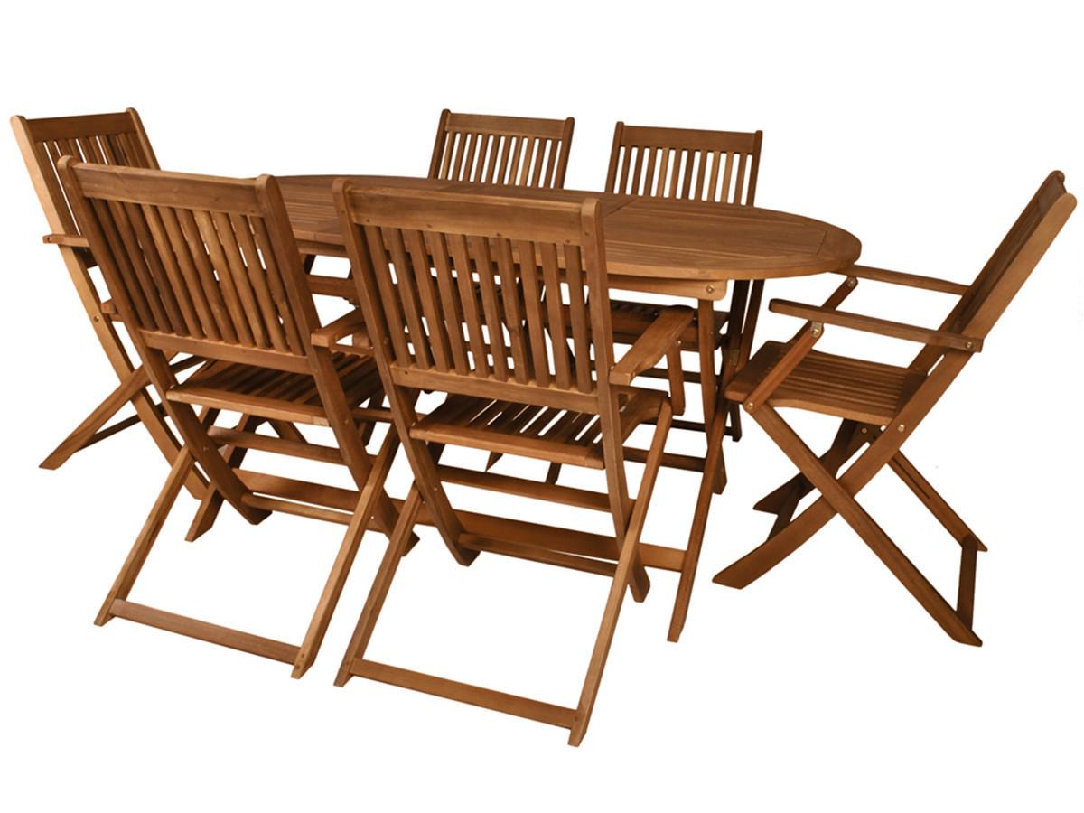 Садовая мебель FOLDING