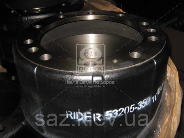 Барабан тормозной КамАЗ Евро (RIDER)