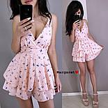 Женский комбинезон шорты (в расцветках), фото 2
