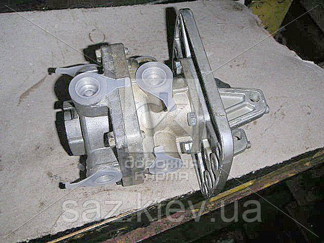 Кран тормозной 2-секц. подпедальн. (пр-во г.Рославль), КамАЗ