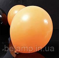 Оранжевий повітряна кулька