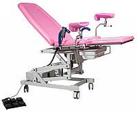 Универсальное гинекологическое кресло DST-V (электрическое, трансформируется в стол), фото 1
